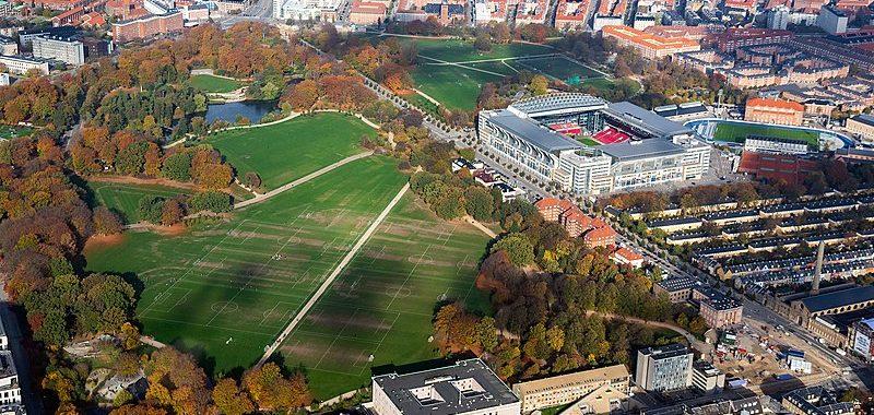 Parken, Fælledparken, Østerbro